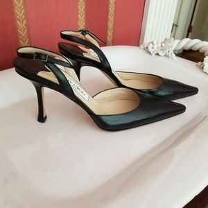 Jimmy Choo Sling Back Pumps